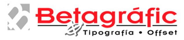 Betagráfic Tipografía y Offset